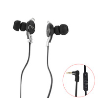 Wholesale-SOL AMPS HD High-Definition i6 Sound Engine Tangle Free Cable In-Ear Headphone with control MIC DHL Free shipping