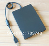 "Free shipping USB 2.0 External 1.44 MB 3.5"" Floppy Disk Drive(FDD), USB portable Diskette Drive"