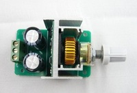 Free shipping , DC motor speed controller, high stability, adjustable voltage regulator module