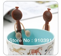 Free shipping Retail Pack Soak me cruelly stirring stick as coffee muddler,plastic milk stir stick as kitchen bar supply.