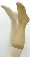 Comfortable plain knee high natural tan color  sheer knee high  free shipping 2013 new