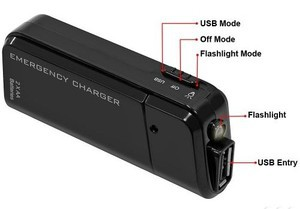 AA Battery Travel USB External Emergency Charger For iPhone 4G 3G 3GS iPod #8136(China (Mainland))