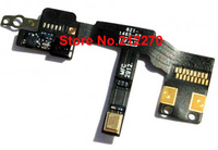 For iPhone 5 Proximity Sensor Light Motion Microphone Mic Flex Cable Ribbon Part Wholesale