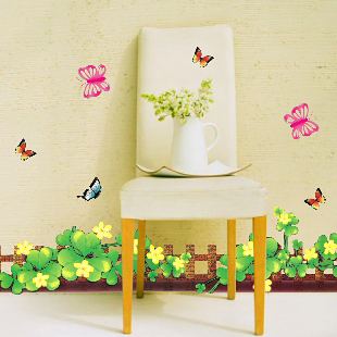 Love your home Child room decoration wall stickers d663(China (Mainland))