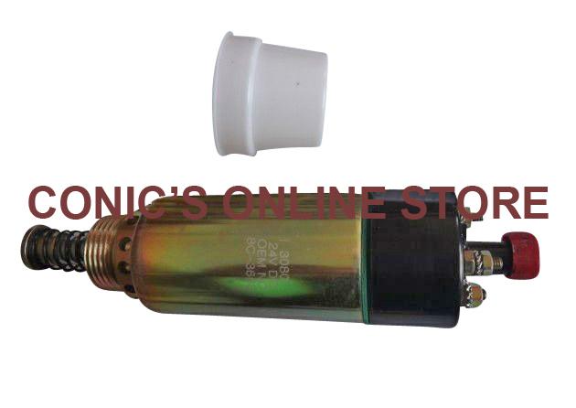 8c-3663 топлива выключение электромагнитный клапан для