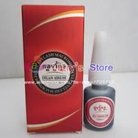 Freeshipping Navina Individually packaged No Stimulation Wihout Any Harm False Eyelash extension Glue Remover Gel 20 gram 50 pcs