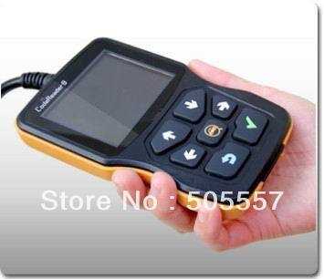 2013 Promotional Latest OBDII Code Reader VIII+Free shipping(Hong Kong)