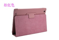 PU Leather Case For iPad 2 iPad2, Stand Case tablet For iPad 2 iPad2,Free Shipping,7 colors.