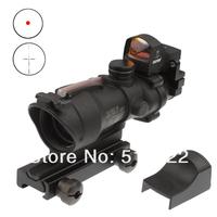 pipe Tactical Aluminum Alloy Muffler silent Tube Hunting Gun Accessories Scope