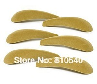 ABS plastic colorful  flocked anti-slip accessories of hanger/ shoulder pads for tops