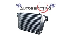 UNIVERSAL 450MMX300MMX76MM BAR&PLATE FRONT MOUNT TURBO INTERCOOLERS