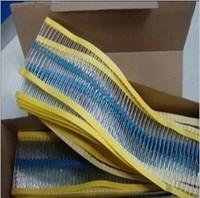 Free Shipping 1000PCS 1/4W Watt  10K 10K ohm 10K ohm Metal Film Resistor 0.25W 1% ROHS