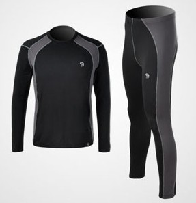 2013 New HARD-WEAR Winter Bike Outdoors Thermal underwear Fleece Long Sleeve Cycling Wear Jersey Pants M-2XL Free Shipping