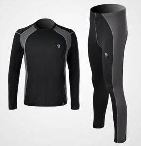 2013 New HARD-WEAR Winter Bike Outdoors Thermal underwear Fleece Long Sleeve Cycling Wear Jersey Pants M-2XL Free Shipping