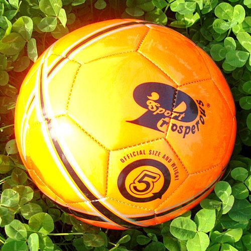 High quality Match use Soccer Ball/Football ball Size 5  Gift: gas pin & net bag