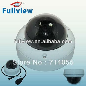 IP-M-K844----H.264 720P 1.3 Mega-Pixel HD CMOS Dome gpio alarm cctv ip camera