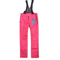 Free shipping women's ski sports pants winter skiing pants trousers
