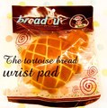 Breadou tortoise bread hand rest wrist length pad PU slow rebound