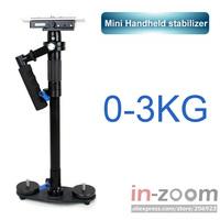 Wondlan MINI Magic Caebon Fiber Stabilizer Steadycam camera DSLR * Free shipping