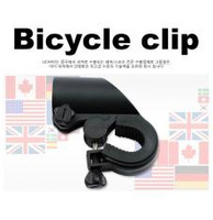 (Gun rack) 20412 Fine tuning of the new U type bicycle lamp rack / clip