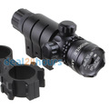 Tactical Red Mil Dot Laser Sight Outside Adjusted Hunting Rifle Scope w/2 Mounts