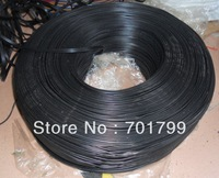 50m/lot 3pin all BLACK 18AWG cable for led pixel module