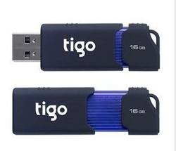 tigo / KINGTIGER U disk 16G flash drive T70 shockproof flash drive partition encryption regional(China (Mainland))