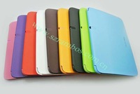 100pcs/lot Folio Leather Cover Case for Samsung Galaxy Note 10.1 N8000 free shipping