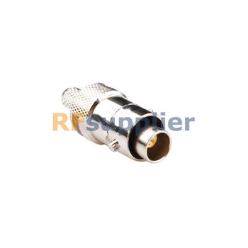 BNC Crimp Jack connector for LMR195
