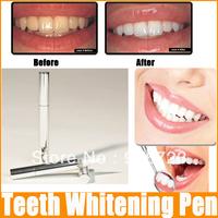 35% White Teeth Whitening Pen Tooth Gel Whitener Bleach Free Shipping
