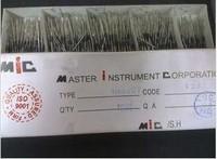 Free  shipping,  1000pcs rectifier diode 1N4001 long foot genuine MIC