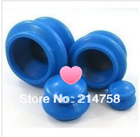 Rubber Cupping 4 Cup Vacuum Chinese Therapy New