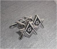 Free shipping! Free Mason shaped cufflinks.  men's   Funny Cuff links   XK0166