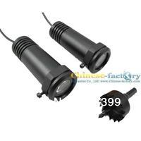 Free Shipping 2pcs LED Car Light door laser shadow light