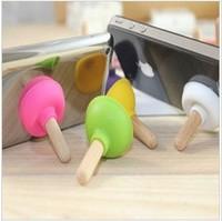 Wholesale free shipping WJ015 creative multicolour mobile phone cellphone(iphone) nightstool/closestool stinkpot  holder