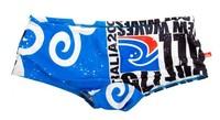 Men's swimming trunks swimming swimwear man straight Angle swimming trunks low waist