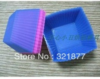 free shipping Silicone muffin cup cake mold, baking tools