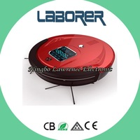 Hot UV Lamp Disinfection LR-300R Robot Cleaner