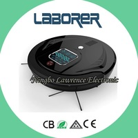 Free to Russia! Hot Big Battery Capacity and Dustbin  LR-300B Automatic Robot Vacuum Cleaner