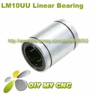 Free shipping for New LB10UU Precision Linear Bearings ( LM10UU )