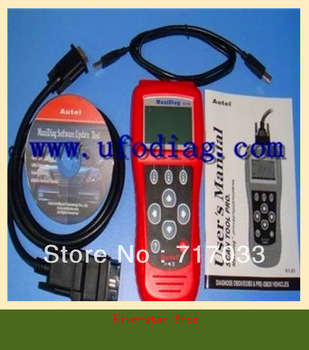 2013 EU702 Autel SCANNER MaxiDiag latest version maxidiag eu702