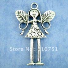 popular silver angel