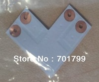 """""""L """"type PCB for led strip,8mm width or 10mm width;optional"""