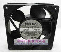 Original Nmb 12038 AC 115v 15.5w/14.5w 4715ms-12t-b5a cooling fan