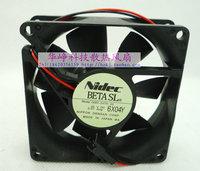 Original Nidec 8025 24v 0.07a d08t-24th 03 Inverter cooling fan