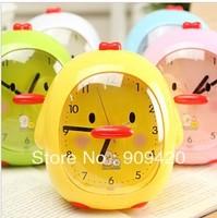 Lazy painted corner creative household cute cartoon penguin mute loon alarm clock, alarm clock 35416 languages