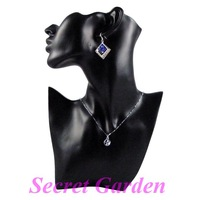 High Quality Necklace Earring Jewellery Set Display Bust CF-228