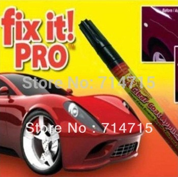 2pcs High Quality Fix It Pro Clear Car Scratch Repair Remover Pen for Simoniz manufacturer Free shipping