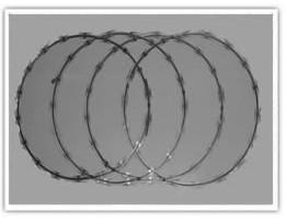 Razor Wire Flatwrap Coil