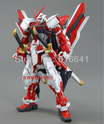 Genuine BANDAI MG Gundam Astray Red Frame 1:100 Model Building Kits Original collection Free Shipping(China (Mainland))